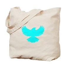 Robin Sidekick Superhero Bird Tote Bag