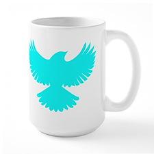 Robin Sidekick Superhero Bird Mug