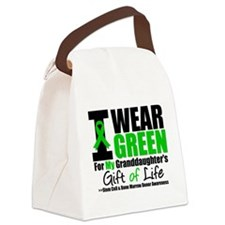 iweargreensctgiftwife.png Canvas Lunch Bag