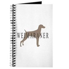 Weimaraner Greytones Journal
