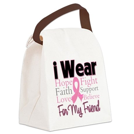 I Wear Pink Collage Friend - Breast Cancer.png Can