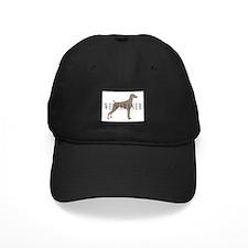 Weimaraner Greytones Baseball Hat