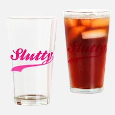 Slutty Drinking Glass