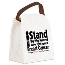 I Stand By My Friend - Breast Cancer.png Canvas Lu