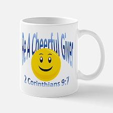 Be A Cheerful Giver Mug