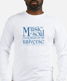 Music in the Soul Long Sleeve T-Shirt