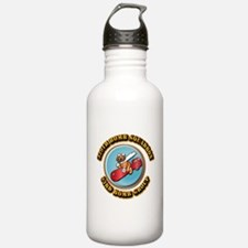 AAC - 329th Bomb Sqdn,93rd Bomb Group Water Bottle