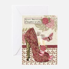 Daughter-In-Law Champagne And Shoes Butterfly And