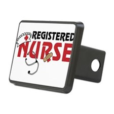 Registered Nurse Hitch Cover