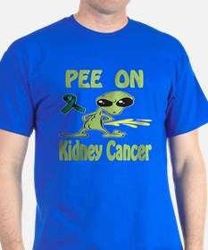 Pee on Kidney Cancer T-Shirt