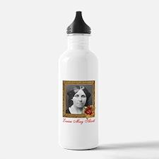 Louisa May Alcott Water Bottle