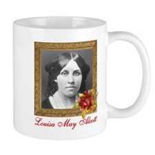 Louisa May Alcott Mug