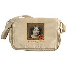 Louisa May Alcott Messenger Bag