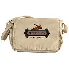 Medicine Bow Fleur de Moose Messenger Bag