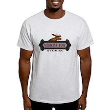 Medicine Bow Fleur de Moose T-Shirt