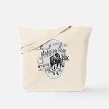 Medicine Bow Vintage Moose Tote Bag