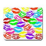 Lips Classic Mousepad