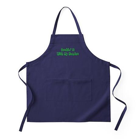Cookin It With My Homies Apron (dark)
