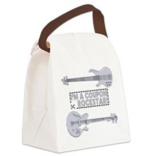 COUPON ROCKSTAR! Canvas Lunch Bag