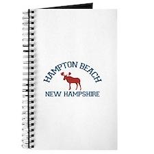 Hampton Beach NH - Moose Design. Journal