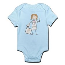 Female Audiologist Infant Bodysuit
