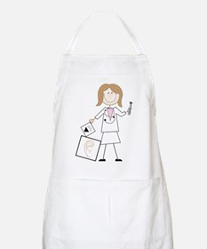 Female Audiologist Apron