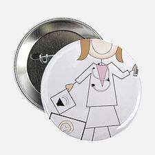 "Female Audiologist 2.25"" Button"