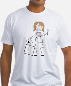 Female Audiologist Shirt
