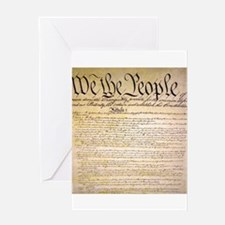 We The People Greeting Card