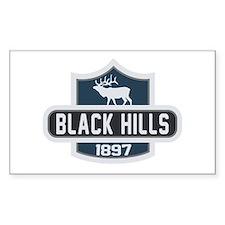 Black Hills Nature Badge Decal