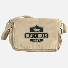 Black Hills Nature Badge Messenger Bag