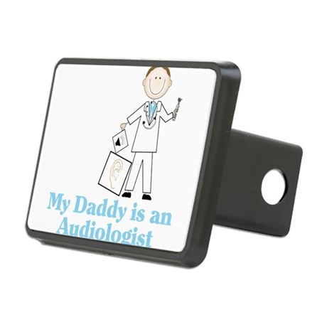 My Daddy Rectangular Hitch Cover