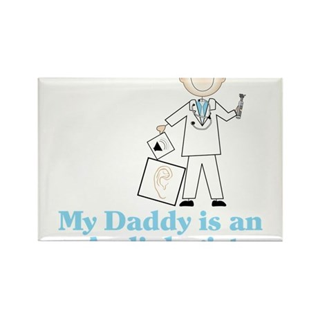 My Daddy Rectangle Magnet