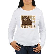Black Hills Grumpy Grizzly T-Shirt