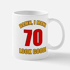 70 Looks Good! Mug