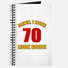 70 Looks Good! Journal