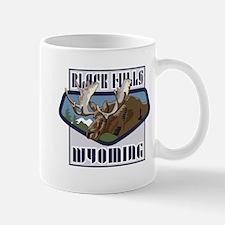 Black Hills Mountaintop Moose Mug