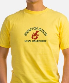 Hampton Beach NH - Lobster Design. T