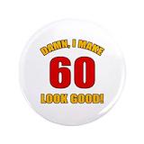 60 birthday women Single