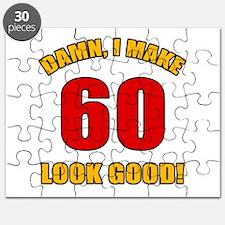 60 Looks Good! Puzzle