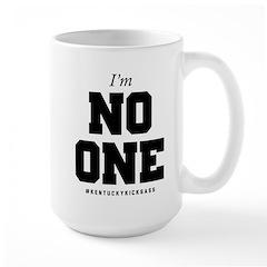 Im No One | light Mugs