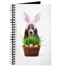 Easter Basset Hound Journal