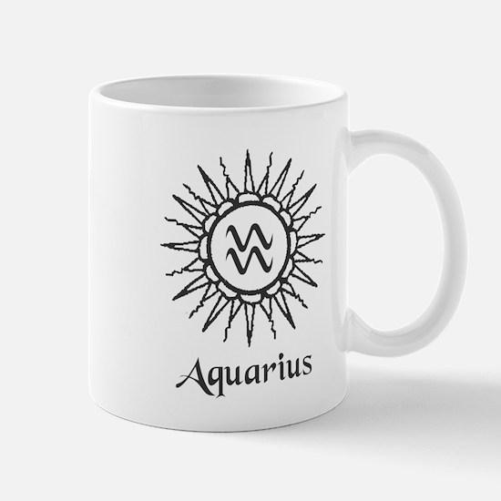Astrology :: Aquarius Mug