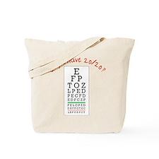 20/20 Tote Bag