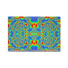 Fractal FR~01 Rectangle Magnet