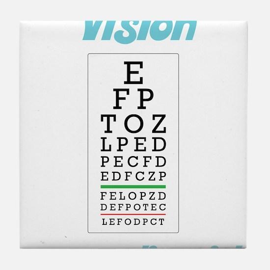 Vision Tile Coaster