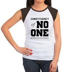Constituency of No One | light Women's Cap Sleeve