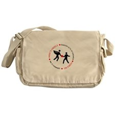 Official Logo Messenger Bag