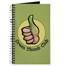 Green Thumb Club Journal
