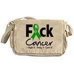 Fuck Kidney Cancer.png Messenger Bag